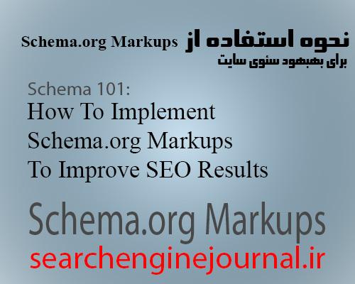 Schema.org Markup